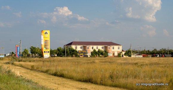 Мотель  «Балчуг» – уютная гостиница, расположенная на федеральной трассе M6, на участке Москва–Волгоград