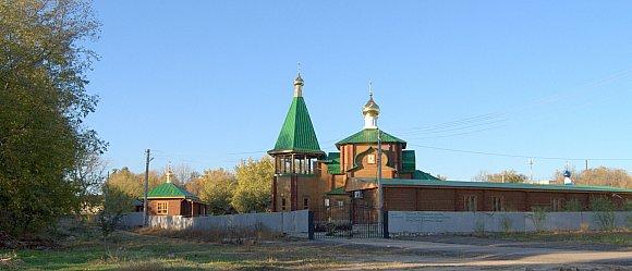 г. Дубовка, Приход Святой Живоначальной Троицы