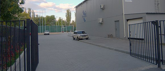 Теннисия, теннисный центр Волгоград