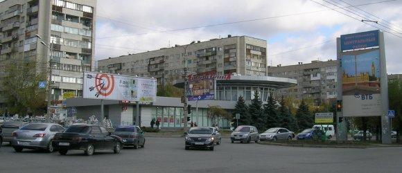 """Торговый комплекс """"Белый аист"""". Центральный район г.Волгограда"""