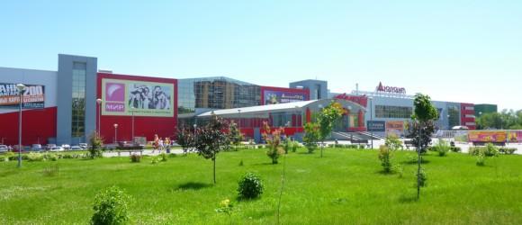 Торгово развлекательный комплекс Диамант Волгоград
