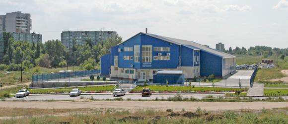 """Каток """"Новое поколение"""" в Дзержинском районе Волгограда"""