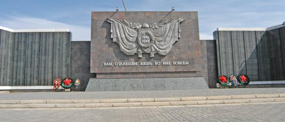 Мемориальное кладбище на Мамаевом кургане