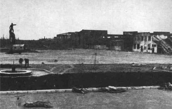 тракторный завод 1943 г.