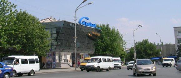 """Развлекательный комплекс """"Спутник"""": кино, ресторан. г. Волжский"""