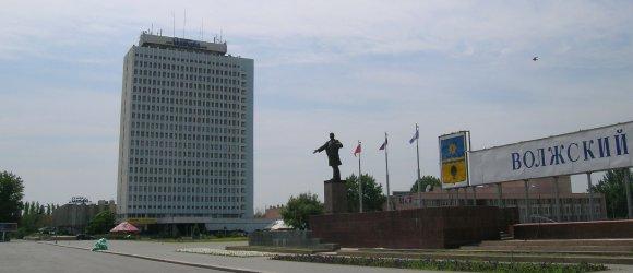 "Гостиница ""Ахтуба"". г. Волжский"