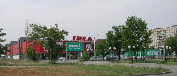 """Торговый центр """"IDEA"""". г. Волжский"""