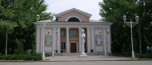 """Театр кукол """"Арлекин"""". г. Волжский"""