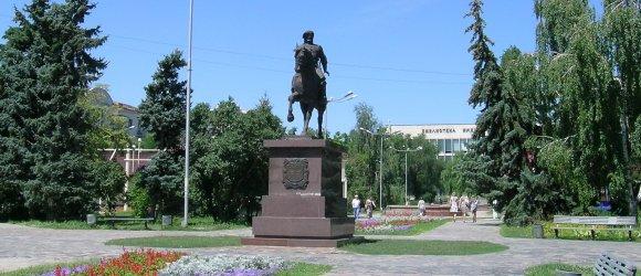 Первый воевода Царицына князь Засекин Григорий Осипович (1550-1592)