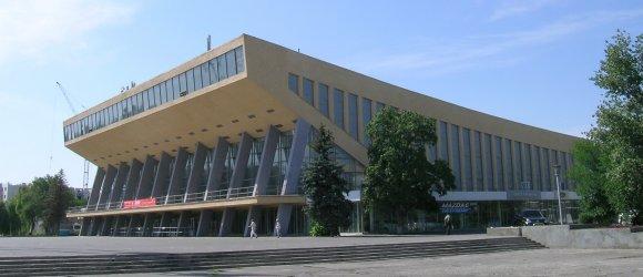 Спортиный, выставочный комплекс, центр проведения культурно-зрелищных, торжественных мероприятий