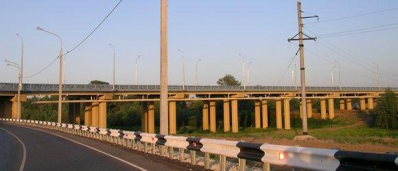 Мост через ерик Верблюд