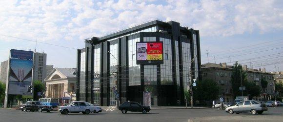 """Торгово-офисный комплекс """"SVL"""""""