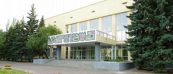 Дом пионеров в г. Волжском