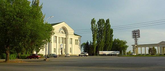 Центральный бассейн МУП «ЦС» Волжский