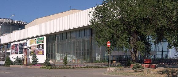 Центральный концертный зал. Центральный район г.Волгограда