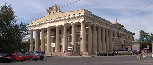 """Дворец культуры """"Волгоградгидрострой"""" (ДК ВГС) г.Волжский"""