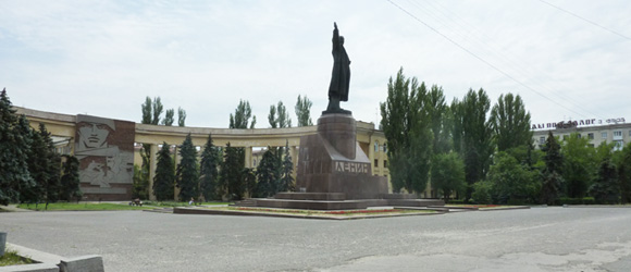 Площадь им.В.И.Ленина
