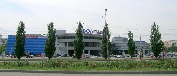 """ТРК """"Волгамолл"""". г. Волжский"""
