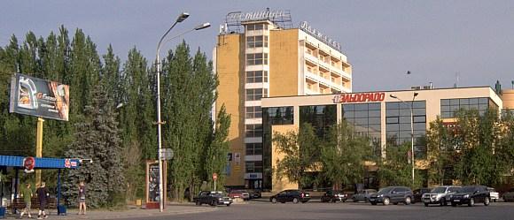 Гостиница Волжская