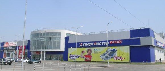 """Торговый центр """"М-Видео"""" в Советском районе г.Волгограда"""