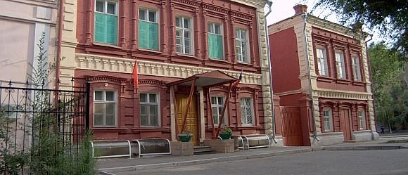 Гостиница ГУВД Волгоград Волгоградской области