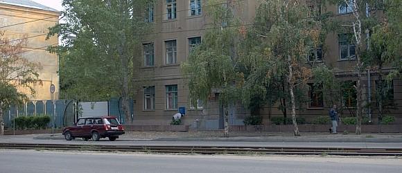 Педагогической университет Корпус 3 Волгоград