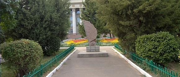 Аллея 35 Гвардейской стрелковой дивизии Волгоград