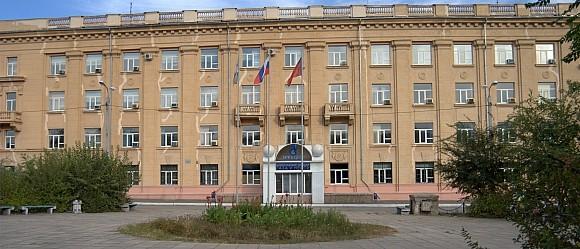 Волгоградский колледж нефти и газа