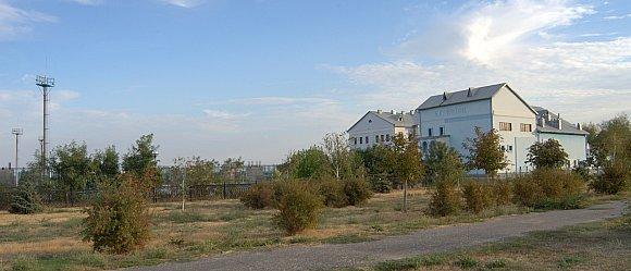 "Спортивная база клуба ""Ротор"""