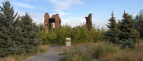 В этом доме находился командный пункт 138 Краснознаменной стрелковой дивизии 1942-1943г.г.