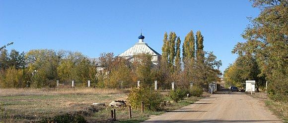 монастырь дубовка Свято Вознесенский женский монастырь