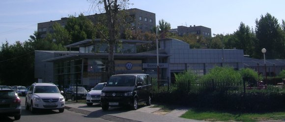 Автосалон Volkswagen «Волга-Раст» на пр. Жукова
