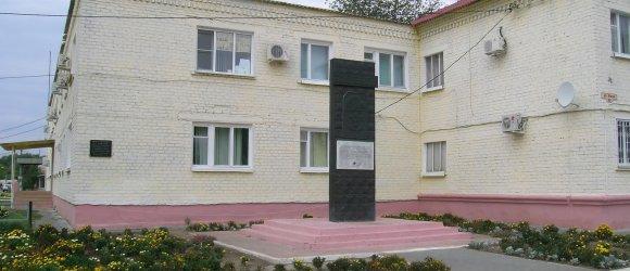 Станица Кумылженская, памятный знак