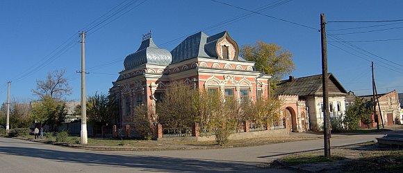 Купеческий дом.  г.Дубовка.