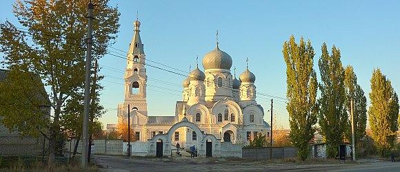 Церковь Михаила Архангела, что в селе Ерзовка