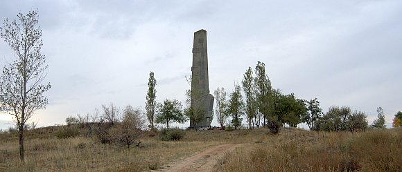 Ожесточённые бои за высоту 145,5 и прилегающую территорию велись непрерывно с сентября 1942 года по январь 1943года в течение 140 суток.