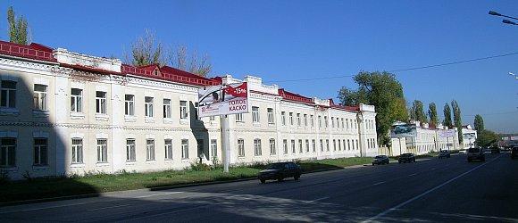 """""""Красные казармы"""", Дзержинский район г.Волгограда"""