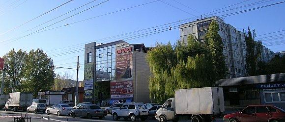 """Торговый комплекс """"Октава"""". Дзержинский район г.Волгограда"""