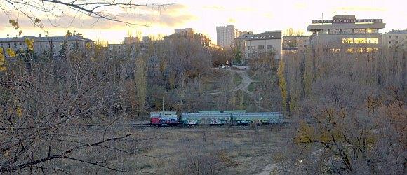 Детская железная дорога Волгоград