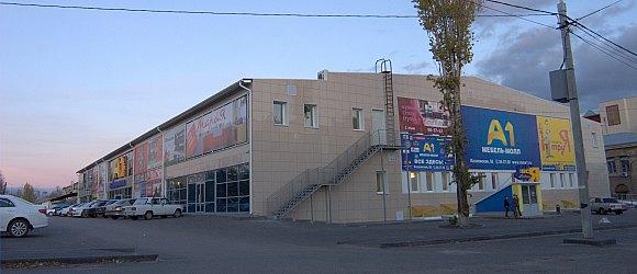 Мебель МОЛЛ А1 - Крупнейший торговый центр мебели в Волгограде