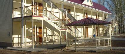 Центр туризма и отдыха «Пересвет» Средне-Ахтубинская пойма