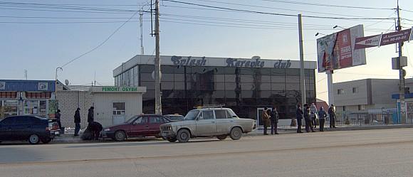 Караоке клуб Splash на второй продольной Волгоград