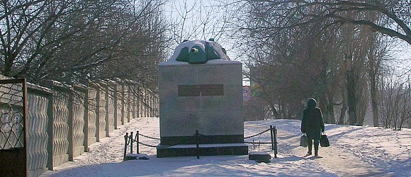 Мемориал «Линия обороны 62-й армии на 19 ноября 1942 года»