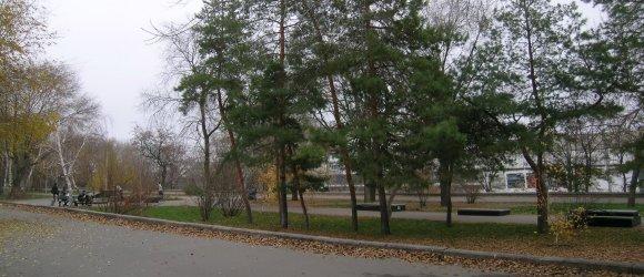 Универсальная площадка для катания на роликовых коньках и скейтбордах. Центральный район г.Волгограда