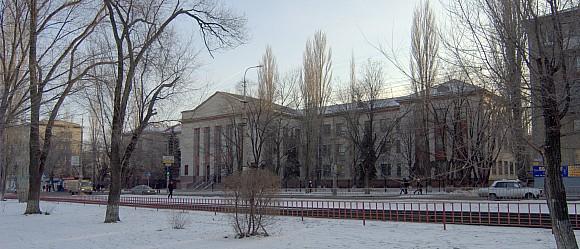 Волгоградский государственный экономико-технический колледж