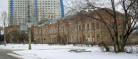 ВолгГМУ корпус