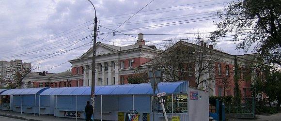 МУЗ «Поликлиника №12». Центральный район г.Волгограда