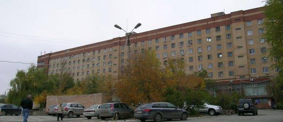 МУЗ Городская клиническая больница №25 скорой медицинской помощи. Дзержинский район г.Волгограда