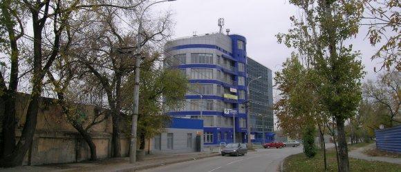 """""""Офисный центр"""" на Балонина. Центральный район г.Волгограда"""