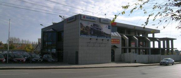 Автосалон SUZUKI. Дзержинский район г.Волгограда